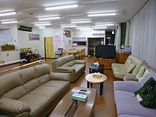 リビングルーム ソファー